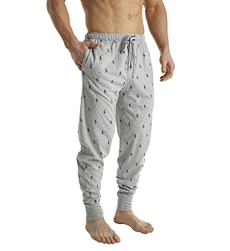 Polo Ralph Lauren Men's Knit Covered Waistband Jogger Pants
