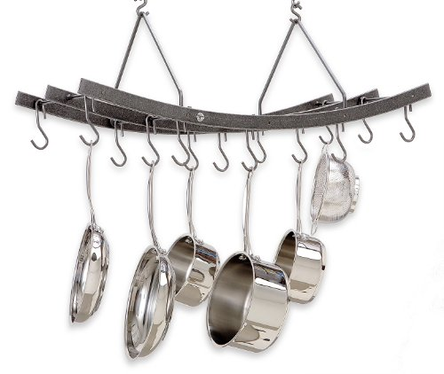 - Enclume PR37 HS Reversible Arch Rack, Regular, Hammered Steel