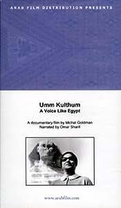Umm Kulthum: A Voice Like Egypt [VHS]