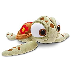 Disney Squirt Plush – Finding Nemo – 12""
