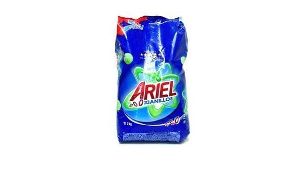 Amazon.com : Jabon Ariel Detergente Para Lavar La Ropa - Aroma Original - Bolsa De 4.4 Libras : Beauty