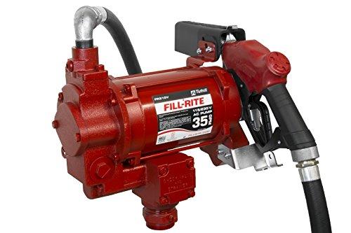 Fill-Rite FR311VLN 3//4 115//230 VAC 115//230V High Flow AC Pump with Liter Meter