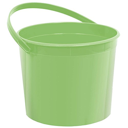 Kiwi Green Favor Bucket (Easter Pail)