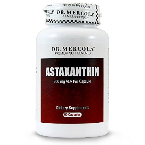 Mercola Astaxanthin Antioxidant 300 capsule