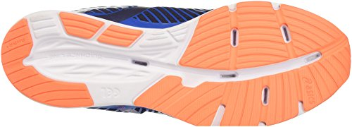 Asics Herren Gel-Hyper Tri 3 Laufschuhe Blau (Directoire Blue / Peacoat / Hot Orange)