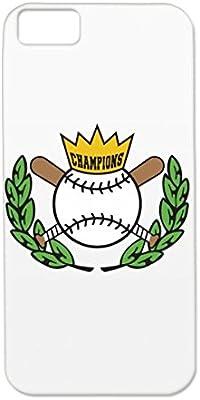 Amazon.com: Baseball Champions TPU For Iphone 5c Black Bats ...