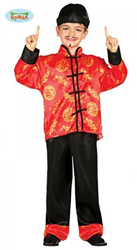 5-6 YEARS Boys Oriental Chinese Costume for Chinese Far East Chinaman Fancy Dress  sc 1 st  Amazon UK & 5-6 YEARS Boys Oriental Chinese Costume for Chinese Far East ...
