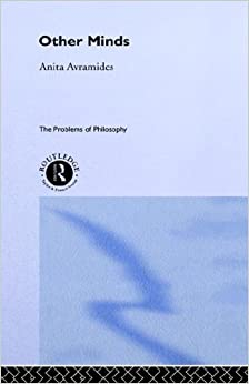 Other Minds Problems Of Philosophy Amazon Co Uk Anita border=