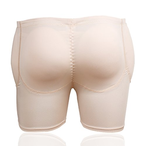 591dba5caf74c EWIN(R) 1SET Cotton Pad Padded Rear Butt Hips Enhancer Shaper Girdle  Underwear Crossdresser