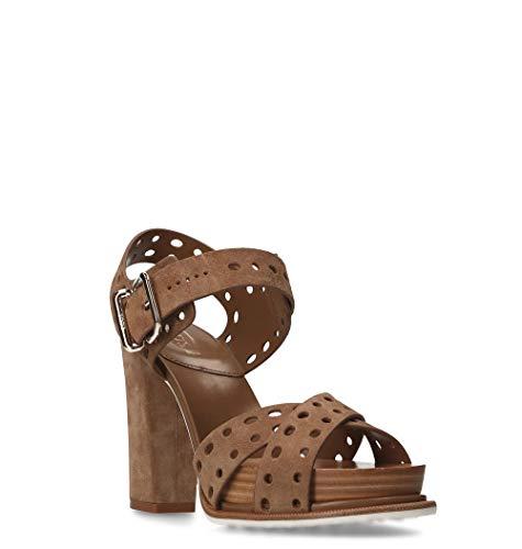 Gamuza Xxw18a0y350re0s812 Tod's Mujer Zapatos Marrón wRq1tqgSp