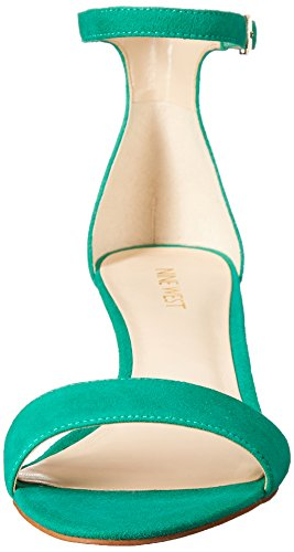 Nine West Leisa Donna Camoscio Sandalo