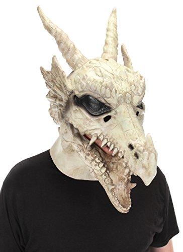 elope Dragon Costume Skull Fantasy Mouth Mover -