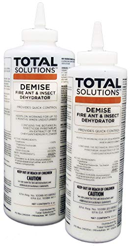 """""""Demise"""" Fire Ant and Insect Killer - 6 Pint Case"""