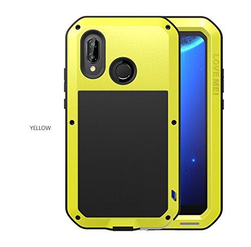 Amazon.com: Love Mei Huawei P20 Lite Case, Outdoor Armor ...