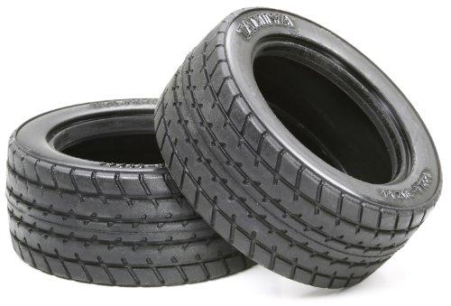 (Tamiya 50683 RC M-Chassis 60D Radial Tires - (1pr))