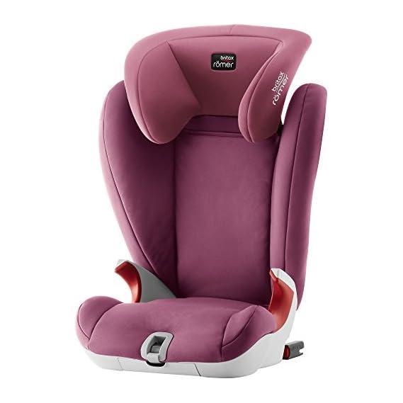 Britax Kidfix SL Car Seat (Wine Rose)