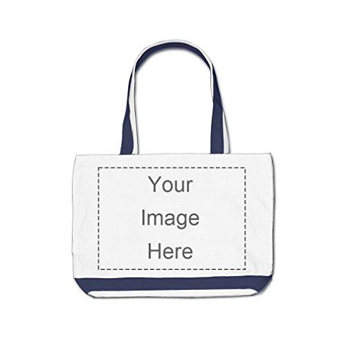 Custom Screen Print Tote Bag - 7