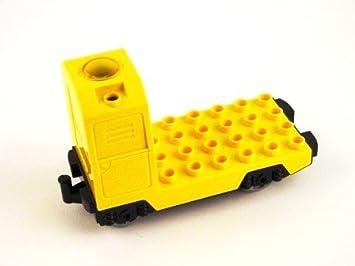 Lego Duplo Eisenbahn Ersatz Lok Mit Sound Amazon De Spielzeug