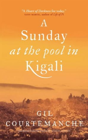 book cover of A Sunday at the Pool in Kigali