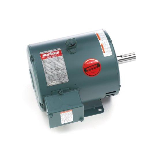 Leeson Electric 131519.00 - General Purpose Motor - 3 ph, 3 hp, 1800 rpm, 208-230/460 V, 182T Frame, Drip Proof Enclosure, 60 Hz, Rigid base Mount