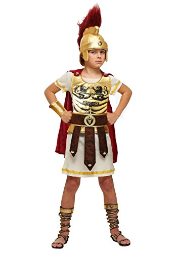 Gladiator Champion Boys Costume Medium