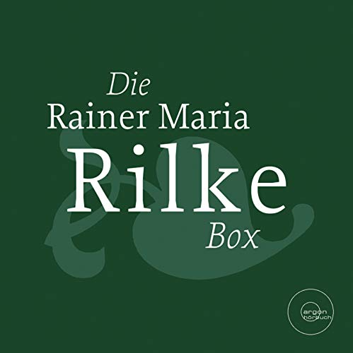 Array - various artists   die rainer maria rilke box   amazon com music  rh   amazon com