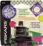 Fiskars Press 'N Punch Shaped Paper Punch - Circle