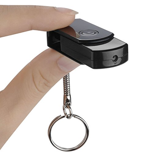 USB Hidden Spy Camera, USB Flash Drive Mini HD Spy Cameras U Disk Personal Security Video Recorder with Motion Detection