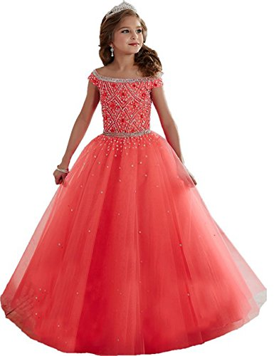 XianNv Pageant Dresses Halter Rhinestone product image