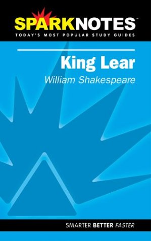 King Lear (SparkNotes Literature Guide) (SparkNotes Literature Guide Series)