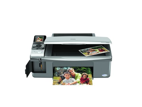 Epson Stylus Color CX6000 All In One Printer, copier, scanner ()
