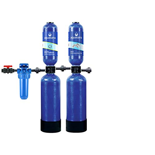 Aquasana Rhino Whole House Water Filtration System (300,000 Gal Plus - Eq Filtration