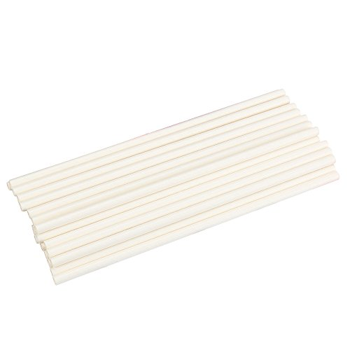 Clearance Sale!UMFunSolid Color Paper Straws Wedding Party Decorating Birthday Children (D) from UMFun_ Kitchen,Dining & Bar