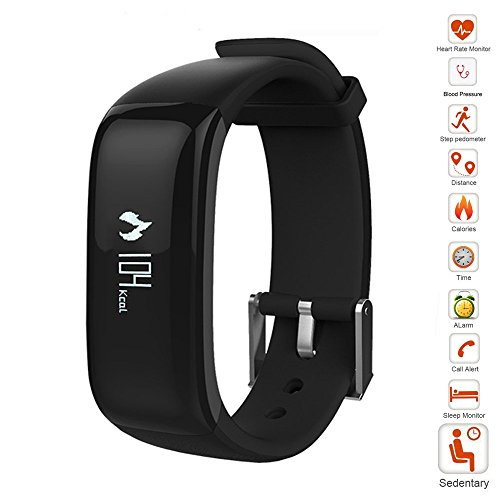 Smart Bracelet Blood Test Heart Rate Monitoring - 1