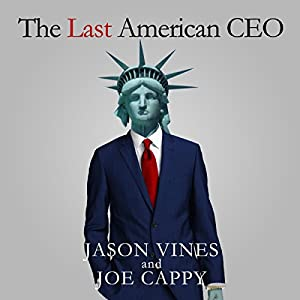 The Last American CEO Audiobook