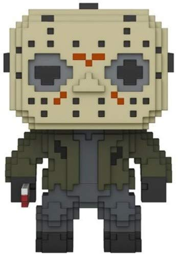 Funko 8 Bit POP!: Horror - Jason Voorhees Collectible Figure -