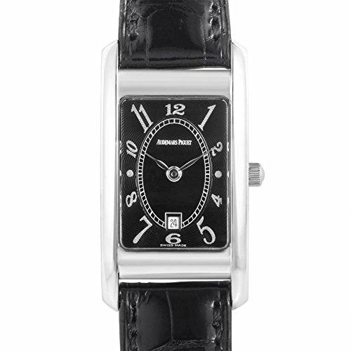 Audemars Piguet Edward Piguet analog-quartz womens Watch 67324BC.OO.D001CR.01 (Certified Pre-owned)