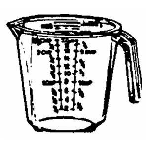 3 Cup Measuring Cup