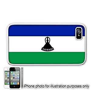 Lesotho Muso Oa Flag Apple iPhone 5s Case Cover White