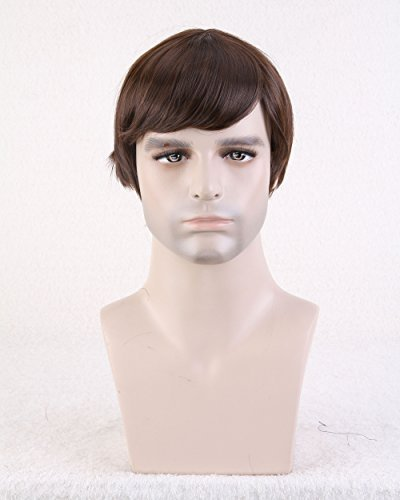 Cool2day® Fashion Men's Short Layered Wig
