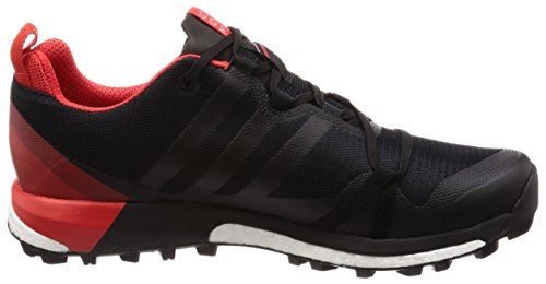 Degli Uomini Di Adidas Terrex Agravic Gtx Da Trekking E Scarpe Da Trekking Metà Nero (negbas / Carbone / Roalre 000)