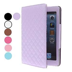 Wohai Gadget Mall - Lattice Tipo de caja con soporte para iPad Mini (colores surtidos) , Rose