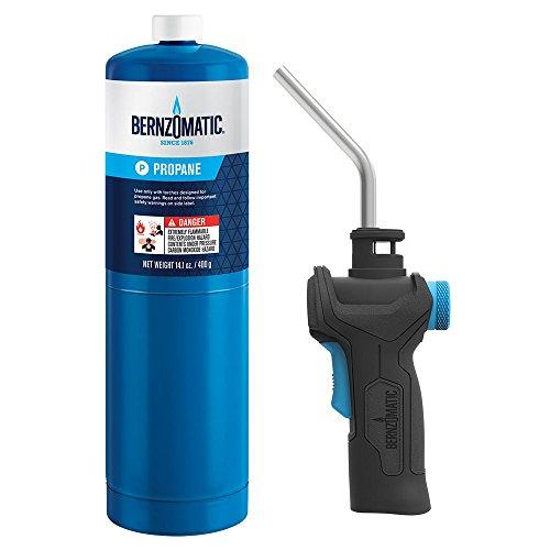 Bernzomatic Welding & Soldering TS3500KC Multi-Use Torch Kit (propane cylinder)