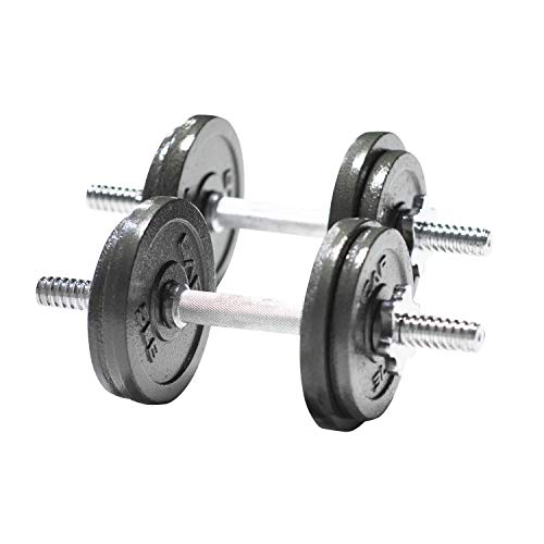 CAP Barbell 40-Pound Adjustable Dumbbell Weight Set