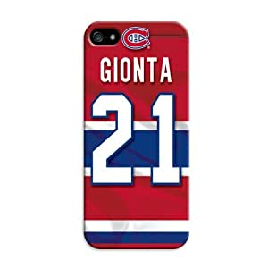 DIY Gorgeous NHL Montreal Canadiens Protective Hard Case for iPhone 5/5S
