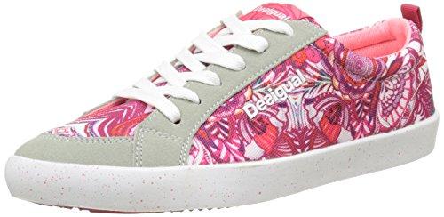 Da 1000 Corsa P Donna Blanco Desigual Scarpe classic Bianco Shoes wq8fqgxaI