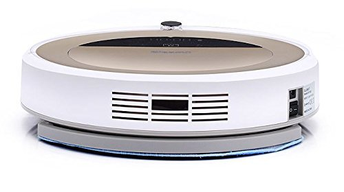 Deluxe Robot Aspirador Inteligente Programable 24 H | Alto Rendimiento 4 en 1 Friega: Amazon.es: Hogar