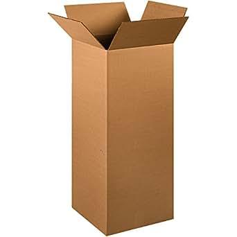 Amazon.com: Cajas Envío Rápido bf121230 de altura cajas de ...