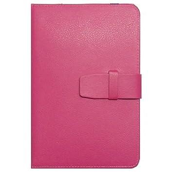 Funda Ebook / Tablet 6 pulgadas Piel Rosa: Amazon.es: Electrónica