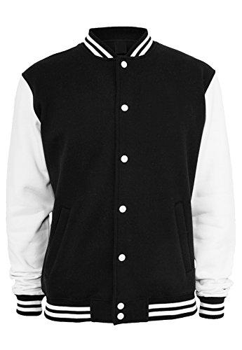 Straight Outta Paris College Vest Black